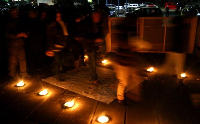 22 dicembre 2012 rito della luce