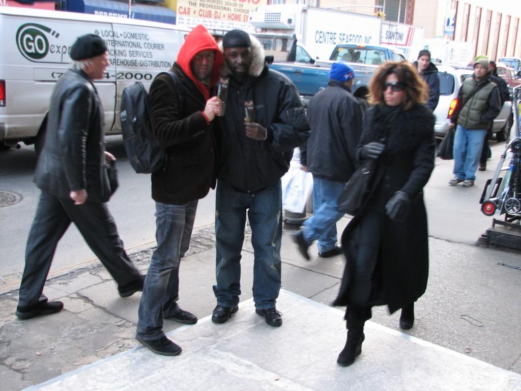 CANAL STREET NEW YORK IMPRINTS 2007 CLAUDIO AREZZO DI TRIFILETTI