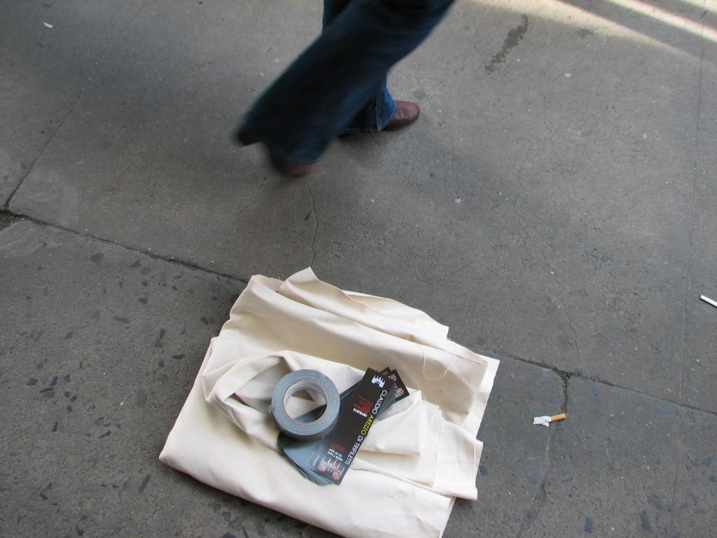 street art claudio arezzo di trifiletti progetto imprints new york 2007