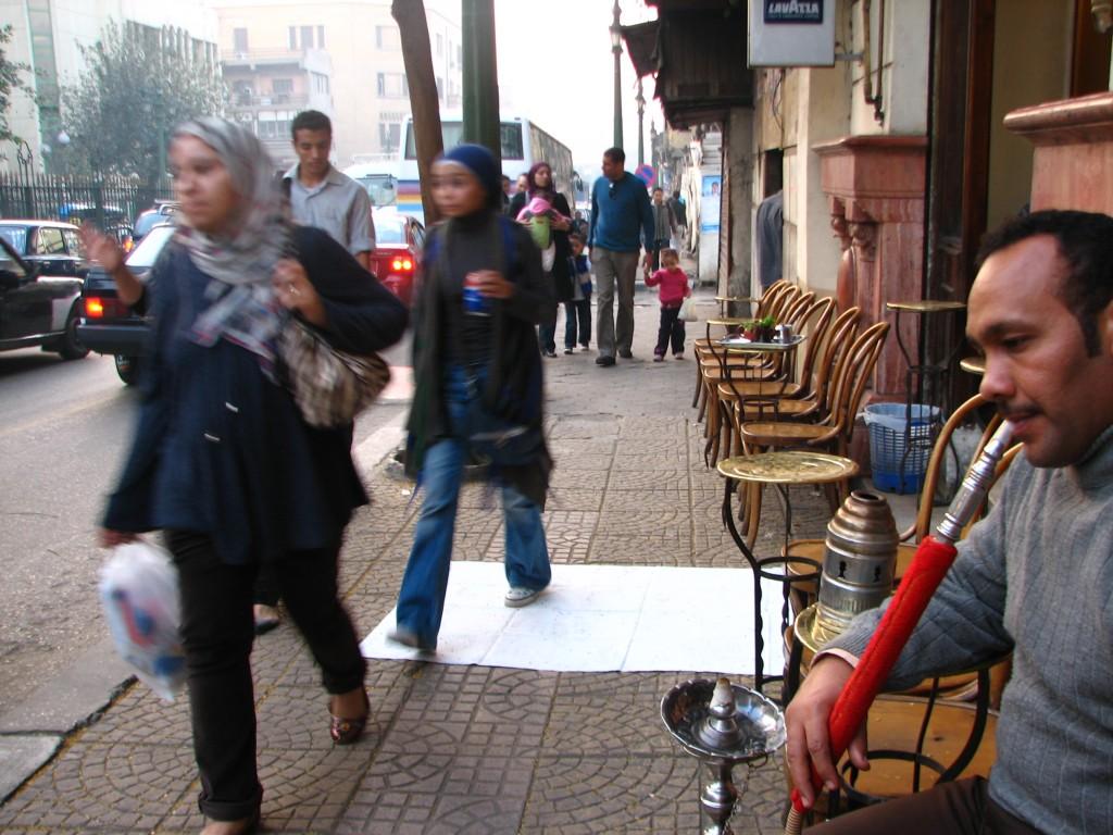 IMPRINTS CAIRO STREET ART CLAUDIO AREZZO DI TRIFILETTI 2010