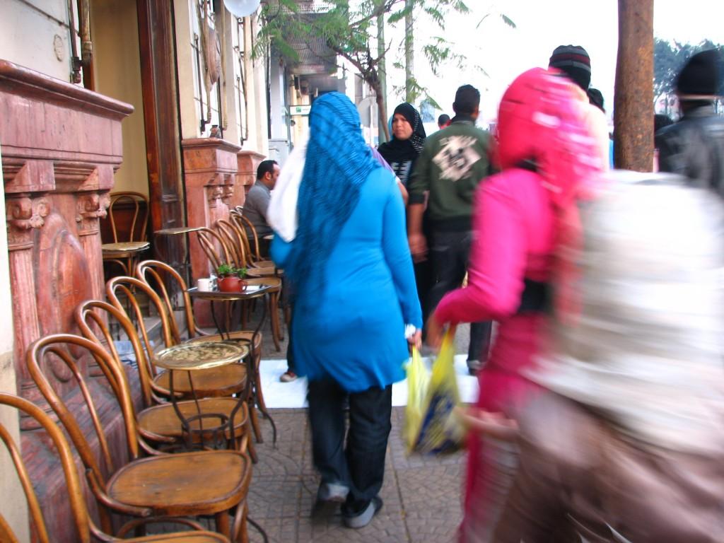 STREET ART CLAUDIO AREZZO DI TRIFILETTI 2010 IMPRINTS CAIRO