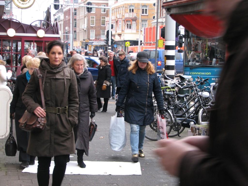 STREET ART CLAUDIO AREZZO DI TRIFILETTI 2010 IMPRINTS AMSTERDAM