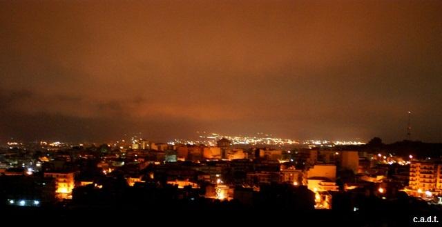 Il cielo sopra Catania