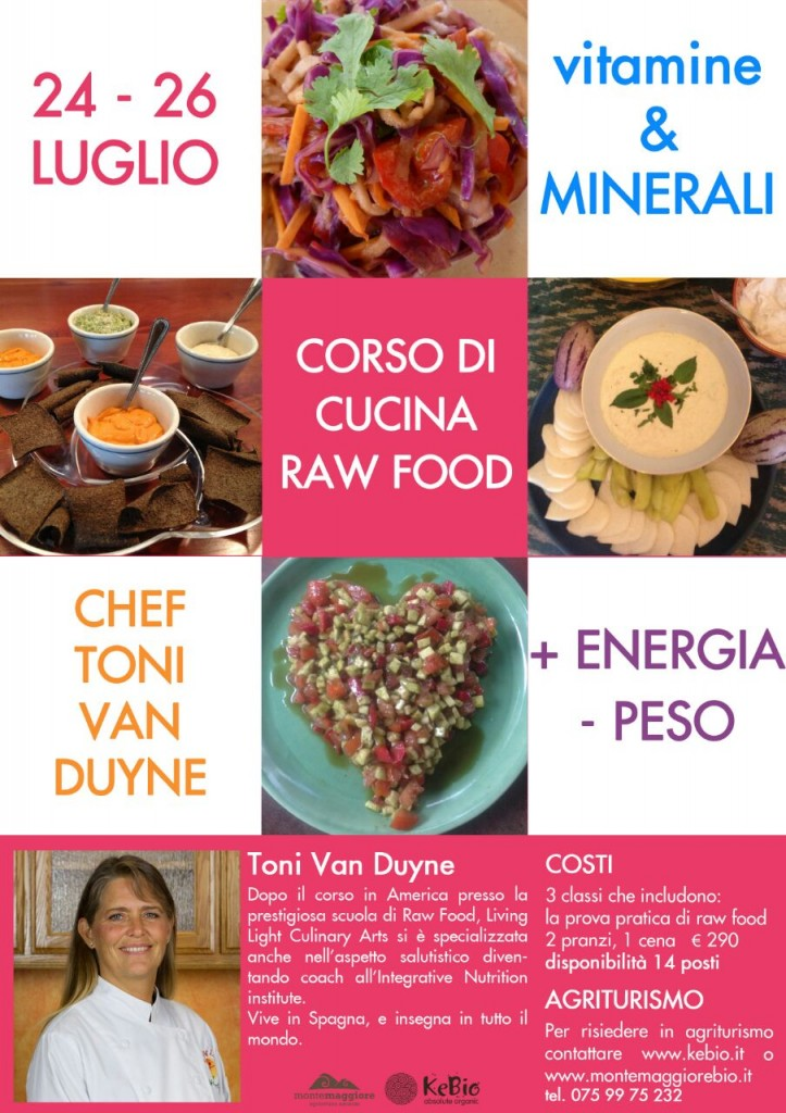 cibo energie