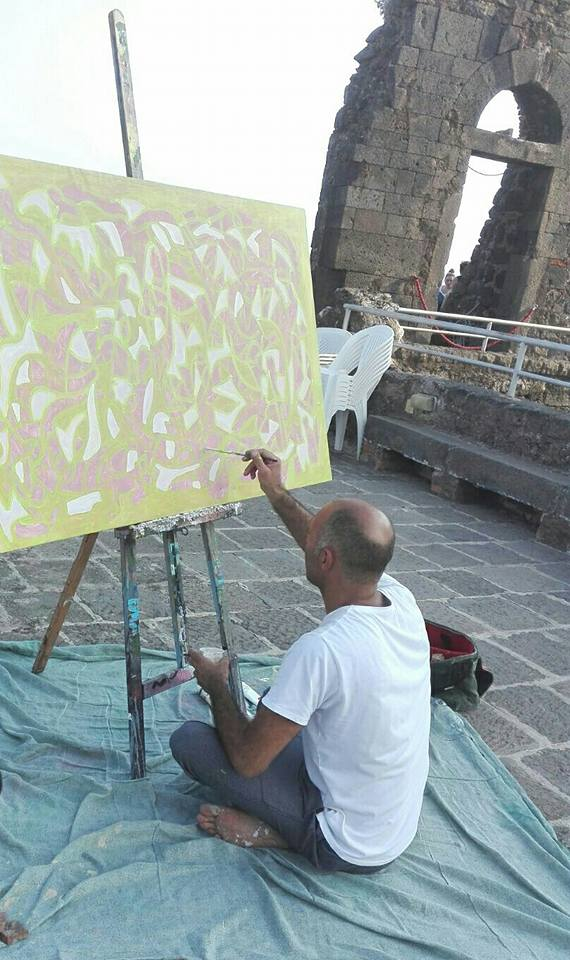 sicily contemporary artist