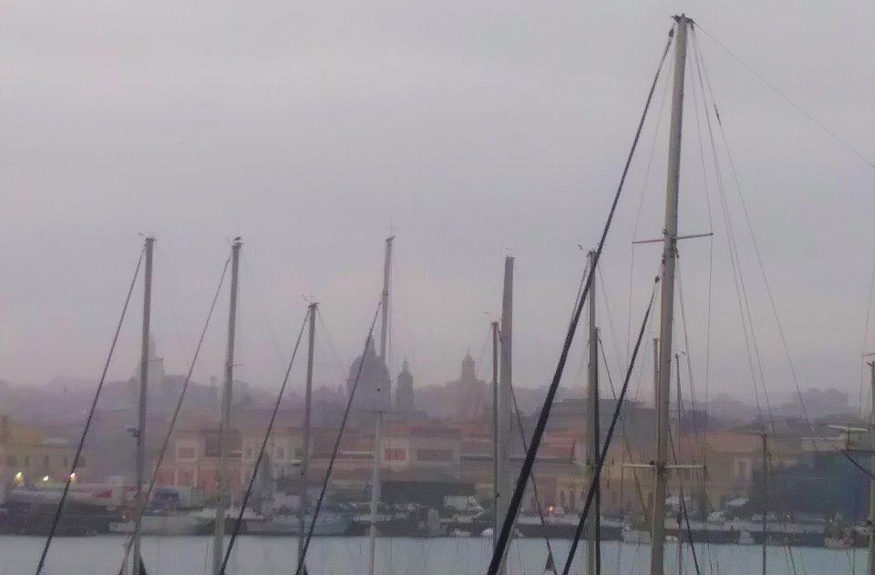 Lettera al Porto di Catania