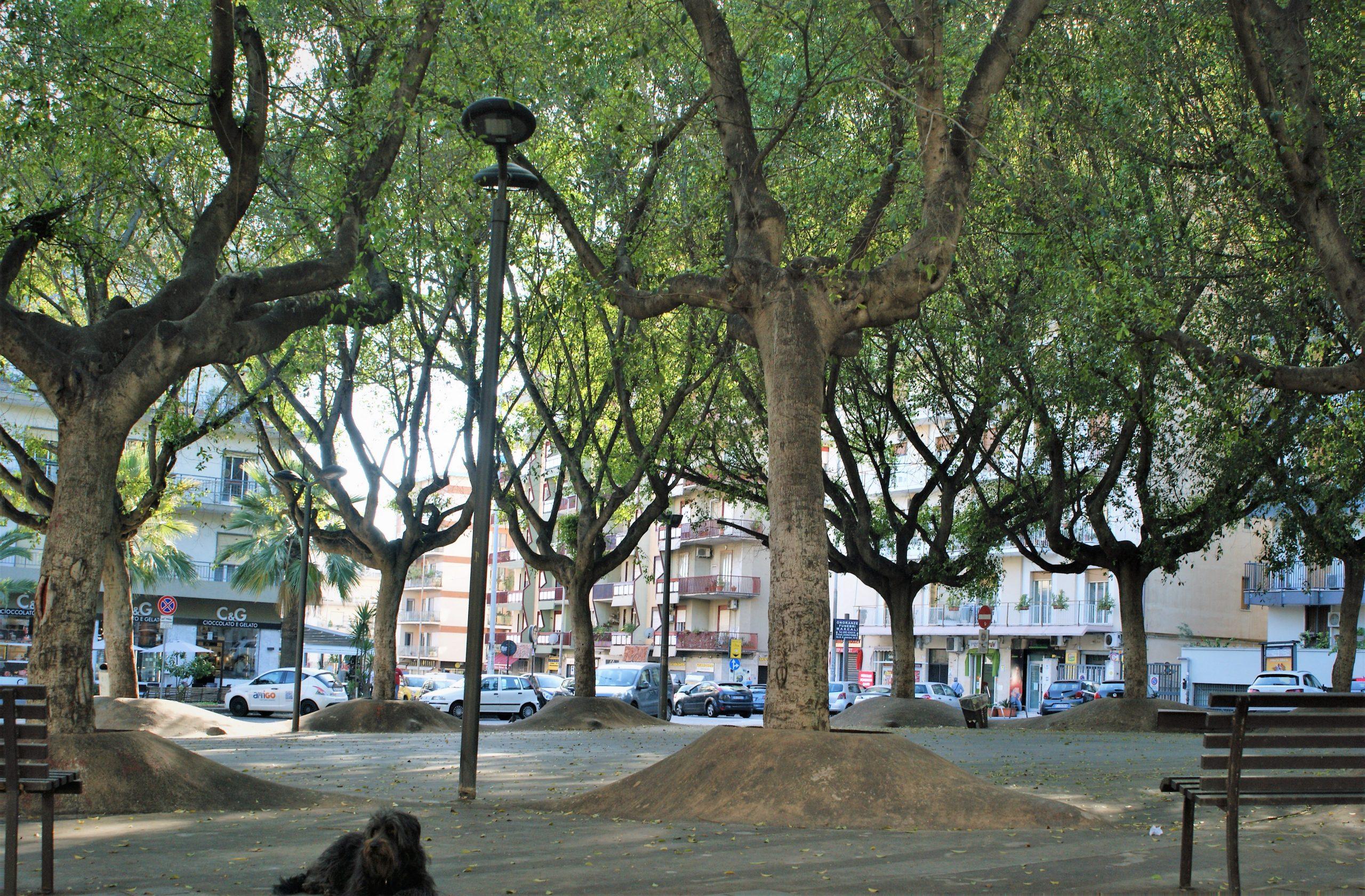 Piazza Abramo Lincoln Catania Mia
