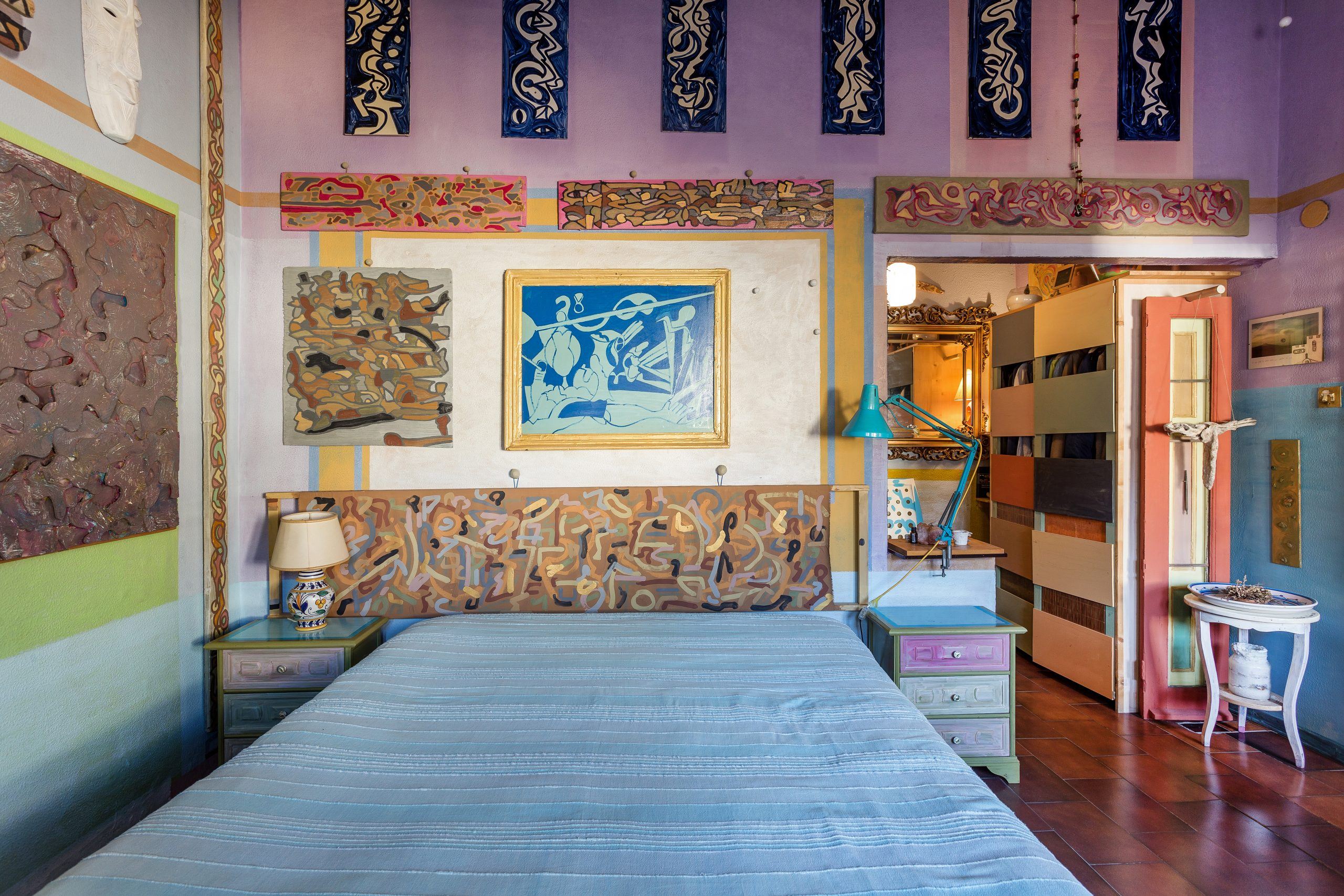 arte democratica mezzanine living home