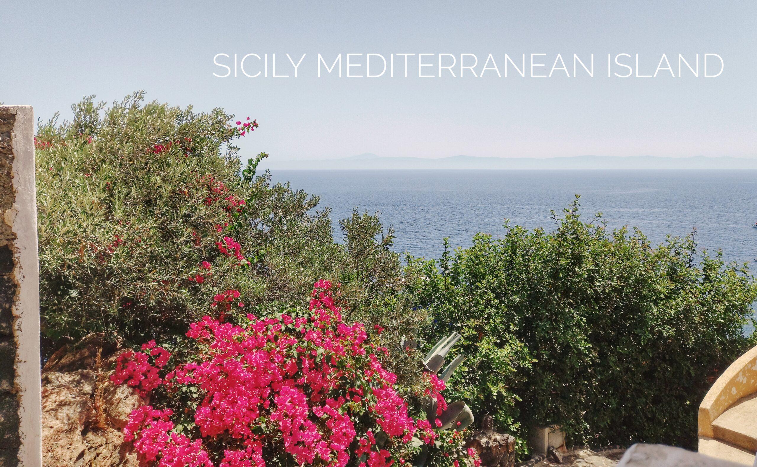 Sicilia Isola del Mediterraneo