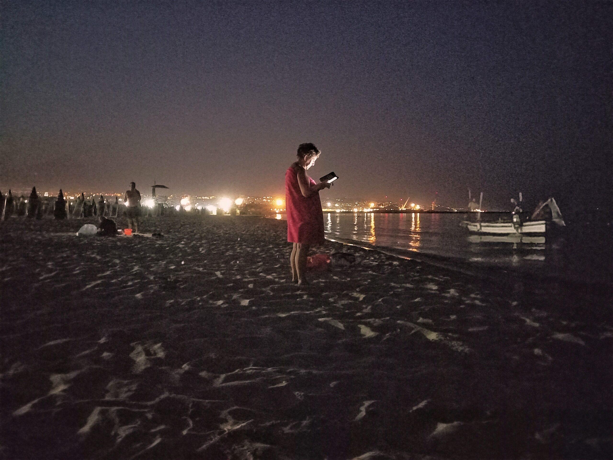Alla playa può succedere di tutto