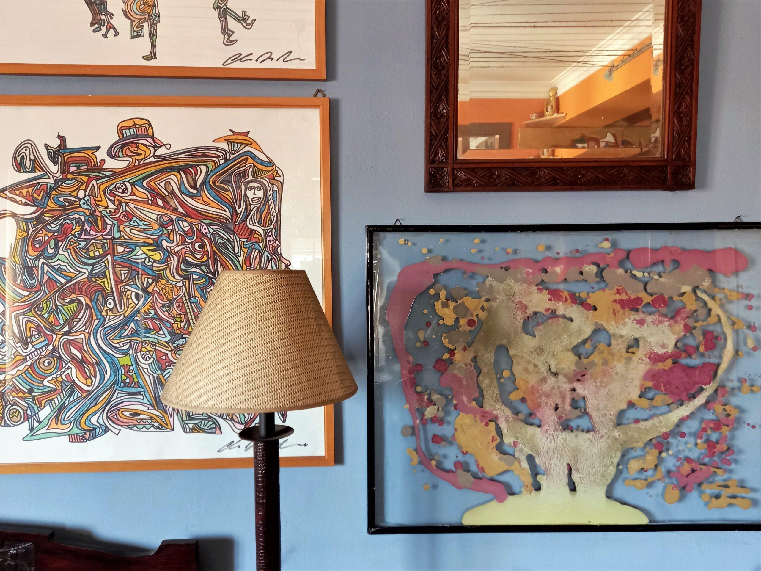 casa museo sotto l'etna arte democratica