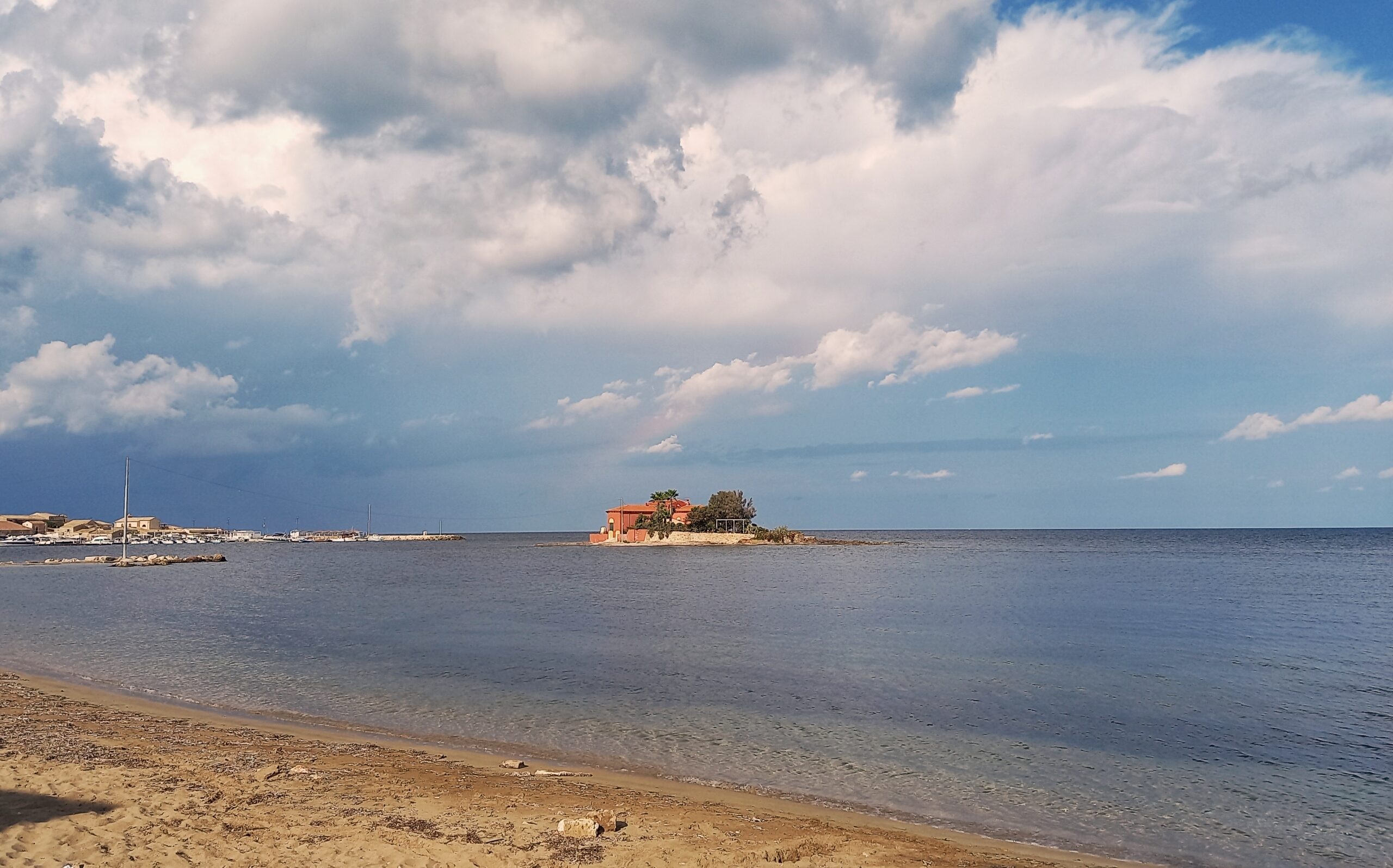 Tutti vorrebbero avere un'isola ma pochi saprebbero viverla